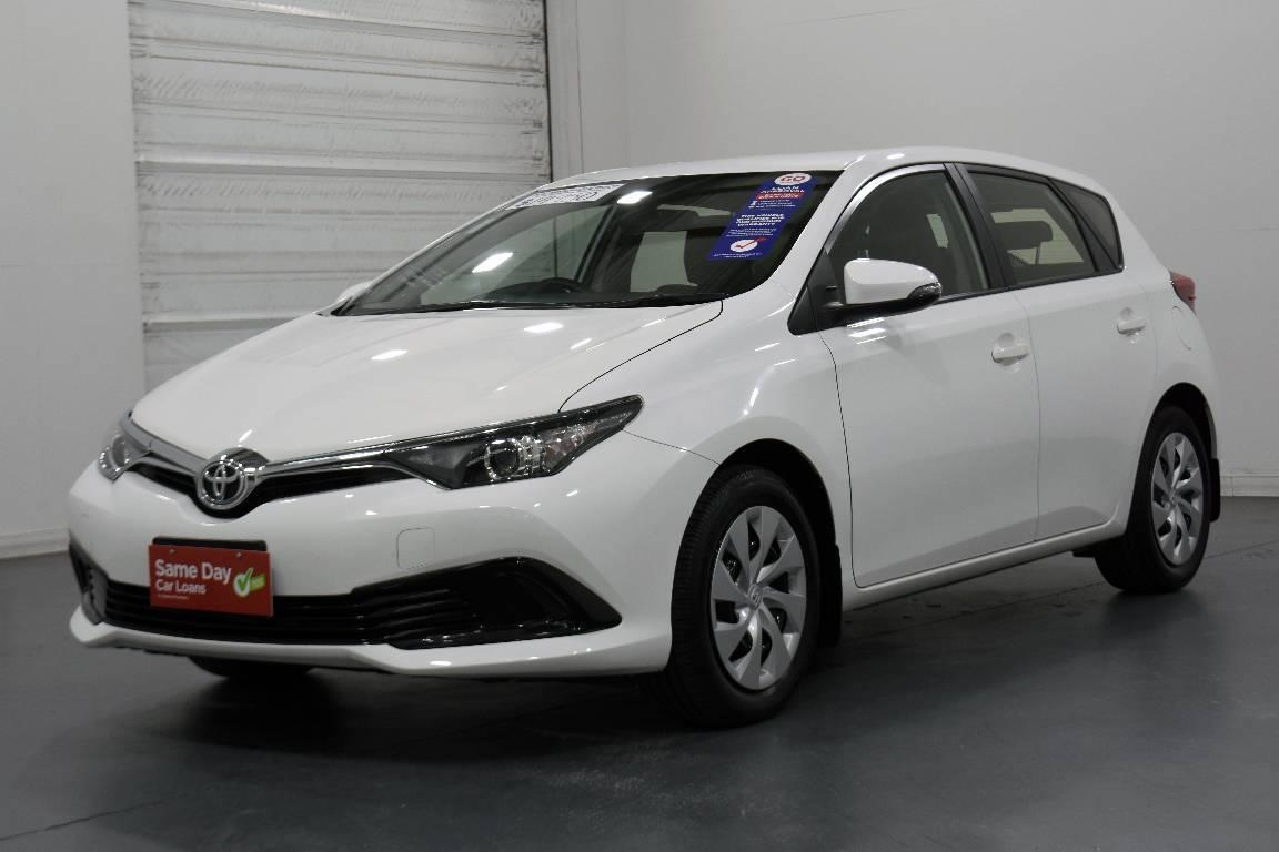 2016 Toyota Corolla ZRE182R MY15 ASCENT
